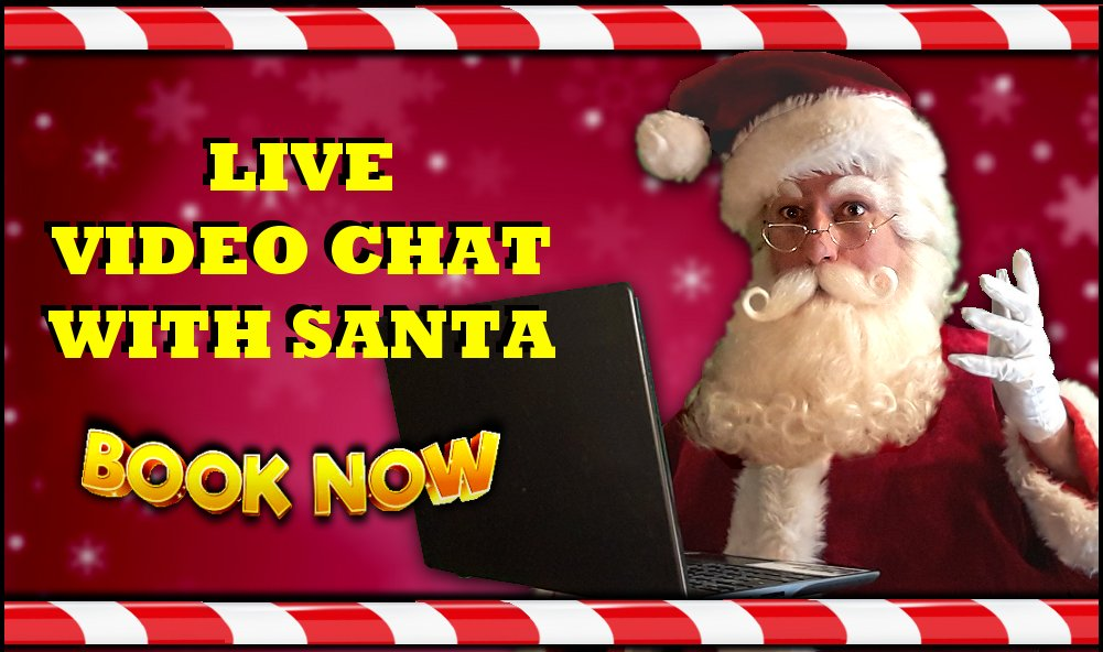 Live Video Chat With Santa